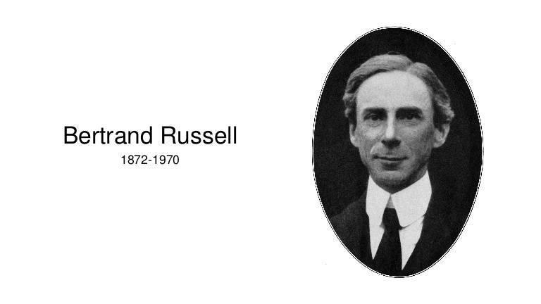 Рассел бертран: цитаты, мораль, проблемы и история западной философии