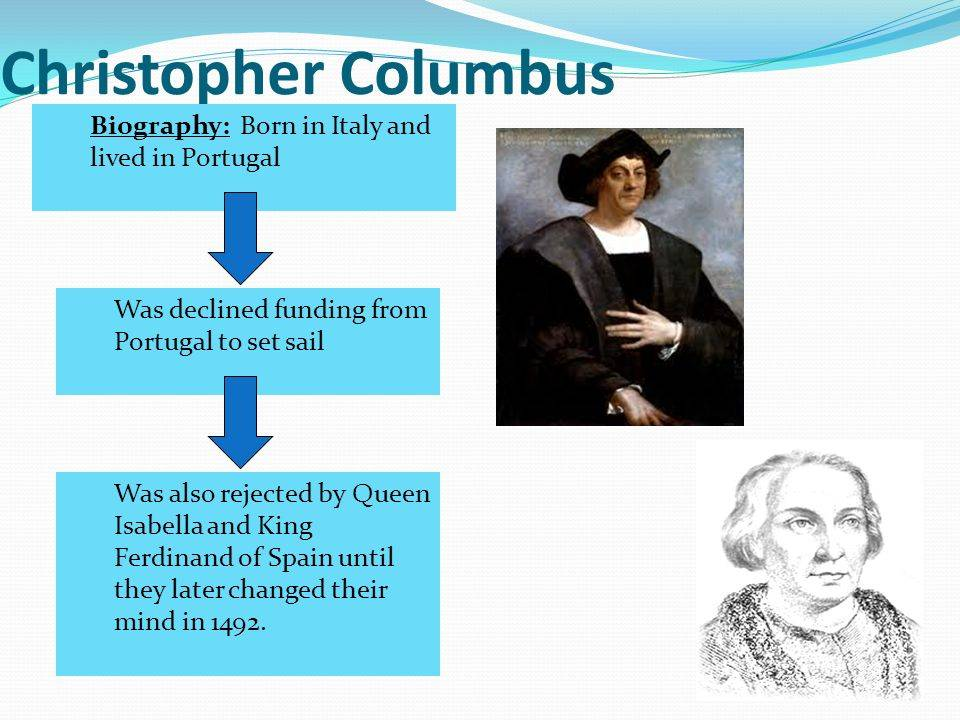 Христофор колумб | 10 главных достижений