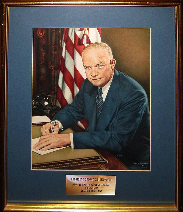 Дуайт дэвид эйзенхауэр биография. 34-й президент соединенных штатов америки