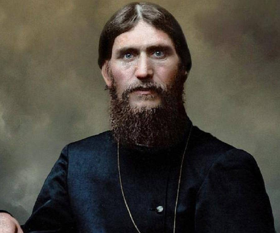 Распутин григорий ефимович биография