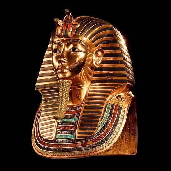 Тутанхамон — царь египта
