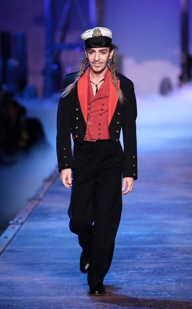 Джон гальяно - известный модельер: биография и личная жизнь