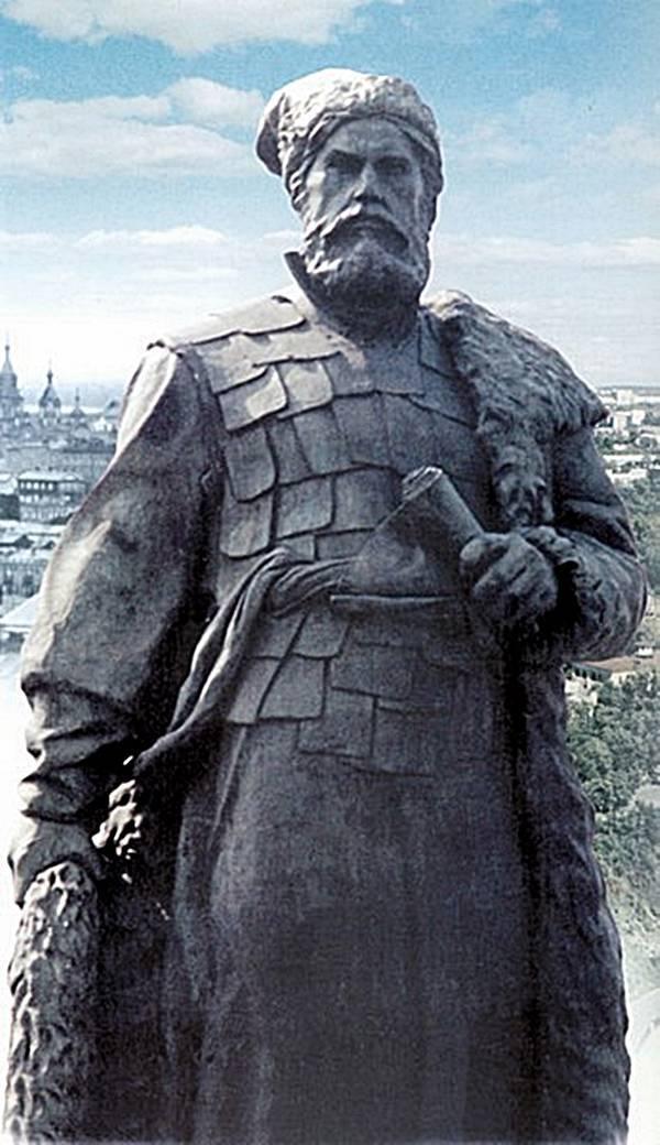 Биография Ерофея Хабарова