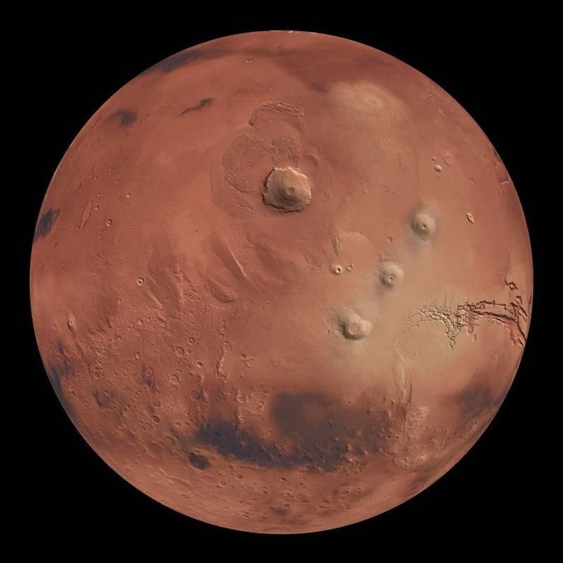Марс, франклин кларенс — википедия