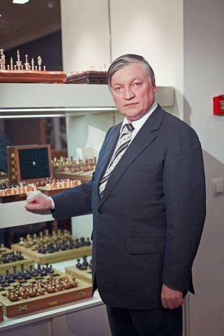 Биография - карпов анатолий евгеньевич