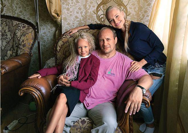 Евгений сидихин: дочери полина, аглая и анфиса