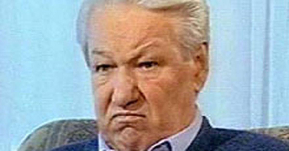 Борис ельцин - кто же он?