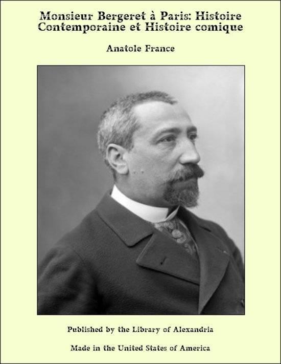 Анатоль франс википедия