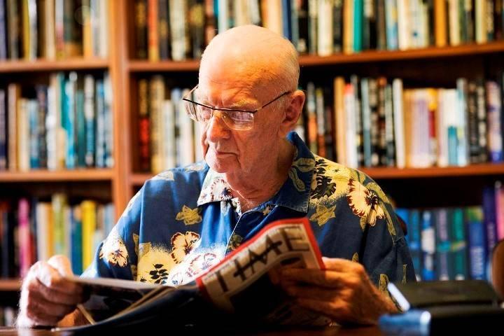 Артур к. кларк - автор - биография