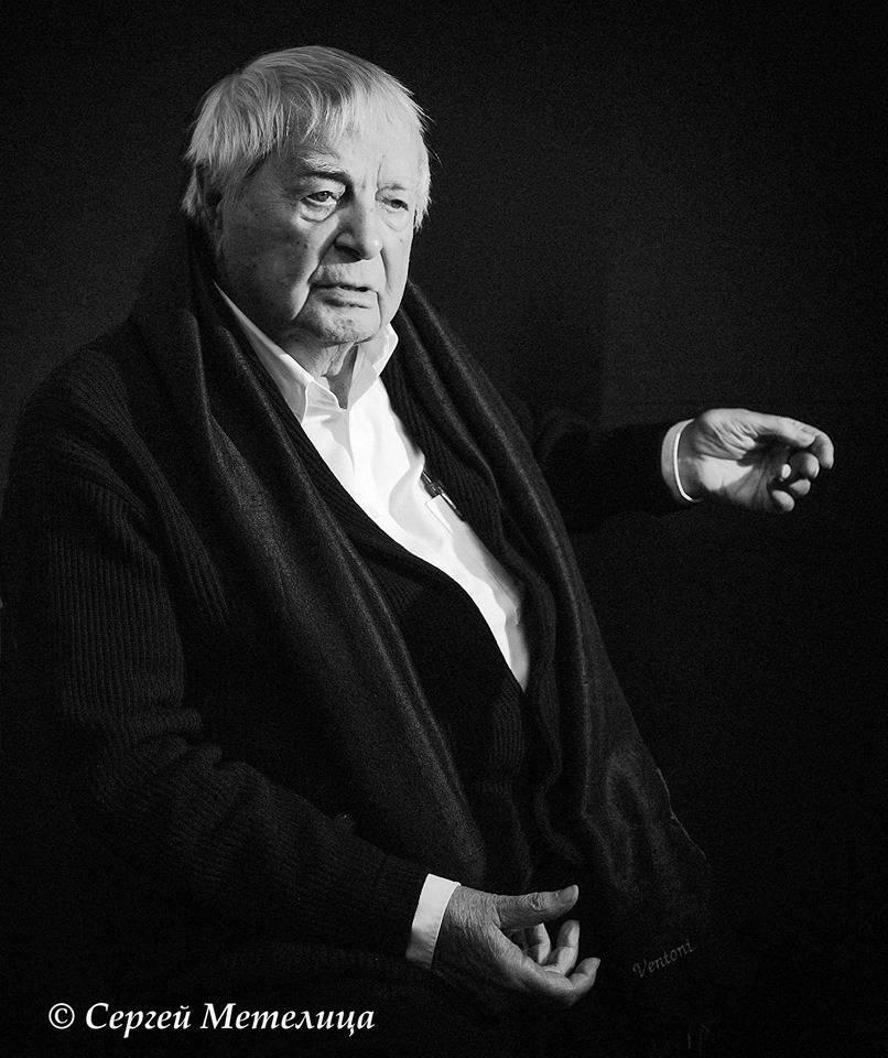 Юрий любимов - биография, дети, личная жизнь и фото режиссера