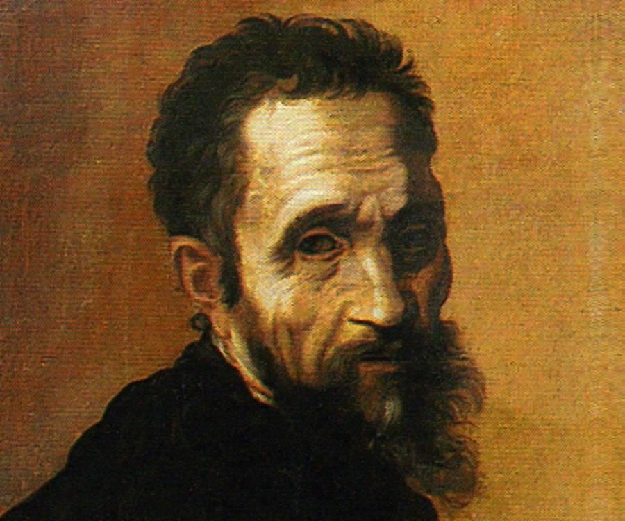 Великий гений микеланджело буонарроти