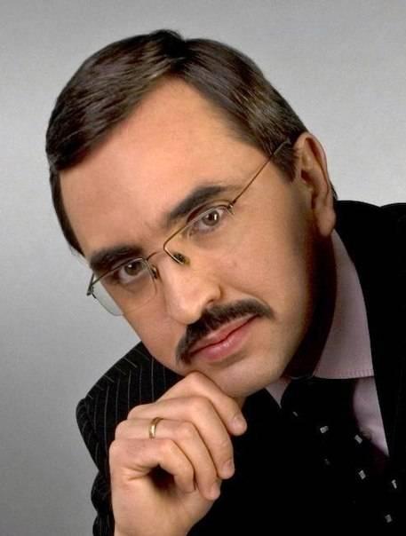 Леонид моргунов