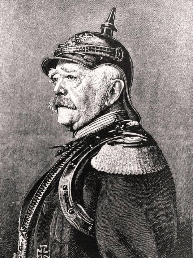 Отто фон бисмарк — биография канцлера