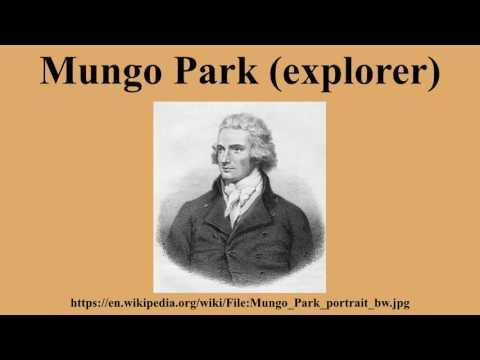 Парк, мунго