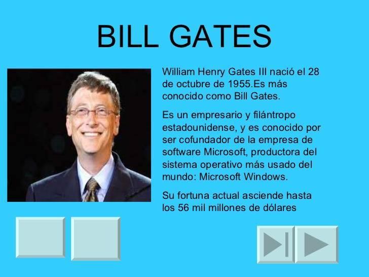 Билл гейтс - биография, информация, личная жизнь