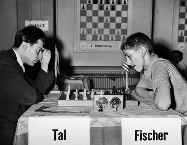 Бобби фишер - автор, шахматист - биография
