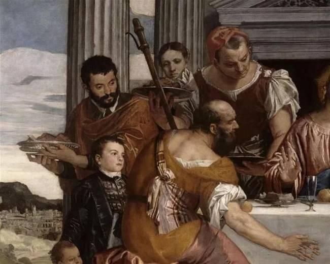 Паоло веронезе   художник из вероны