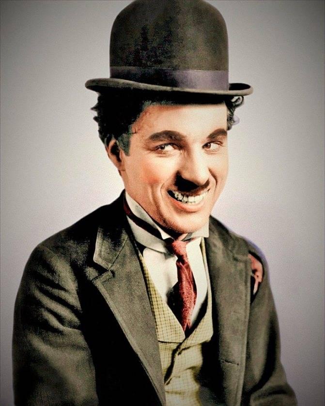 Чарли чаплин - детство короля смеха | хронотон