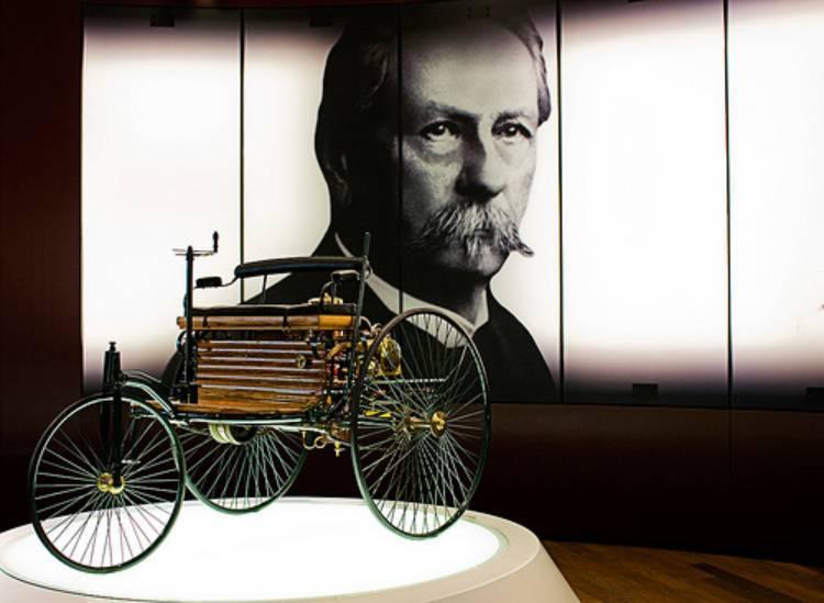 Малоизвестные факты о создании первого автомобиля карла бенца