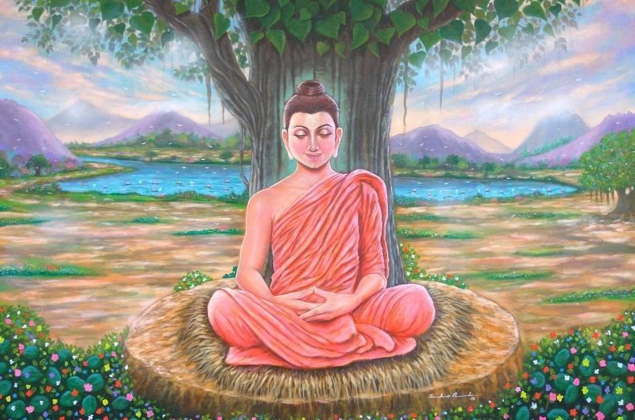 Как выглядел будда на самом деле и какой национальности он был?