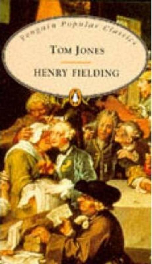 Филдинг, генри — википедия