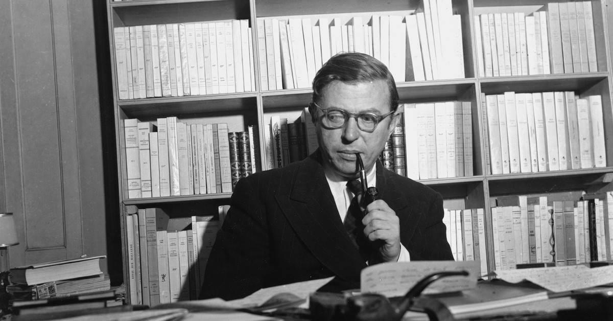 Сартр, жан-поль — википедия. что такое сартр, жан-поль