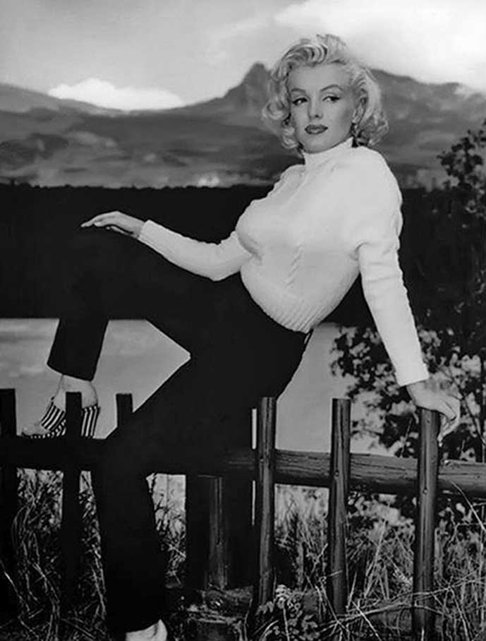 Мэрилин монро – биография великой актрисы