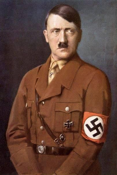 Адольф гитлер биография