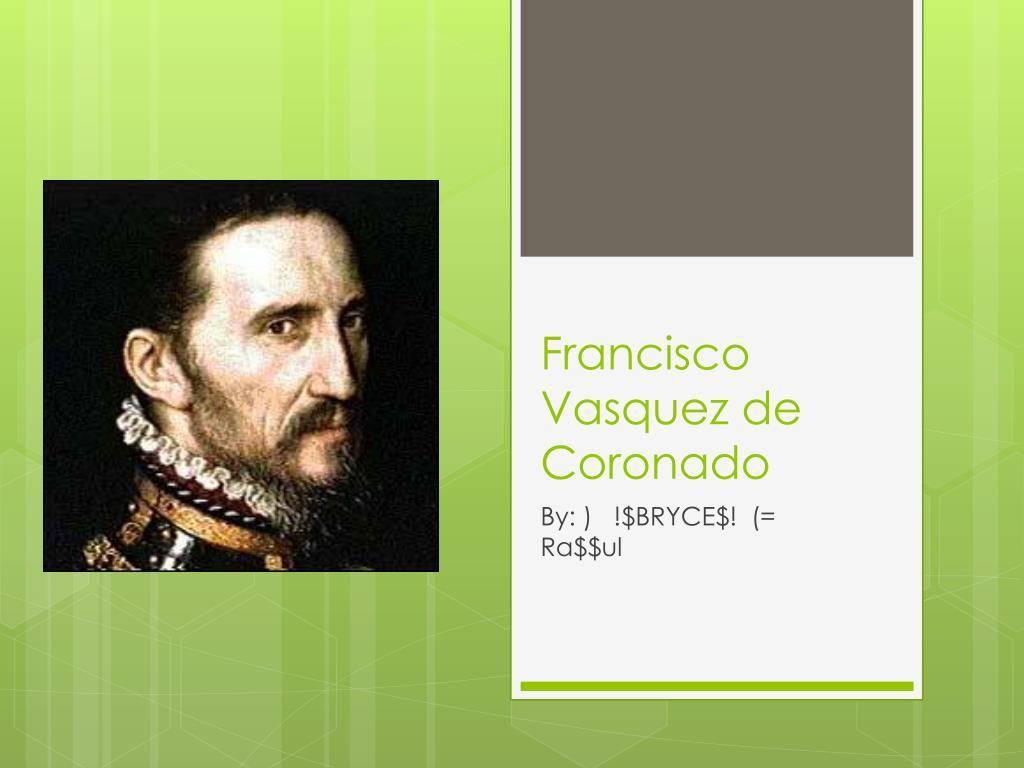 Франсиско васкес де коронадо - вики