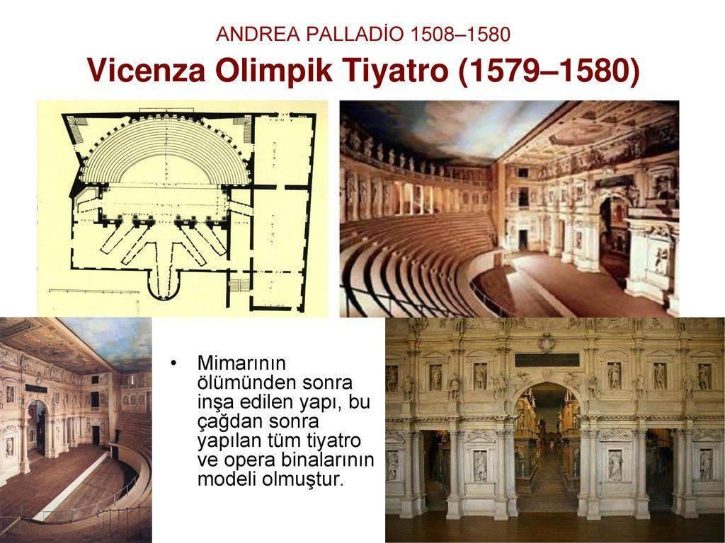 Андреа палладио — непревзойденный гений итальянской архитектуры