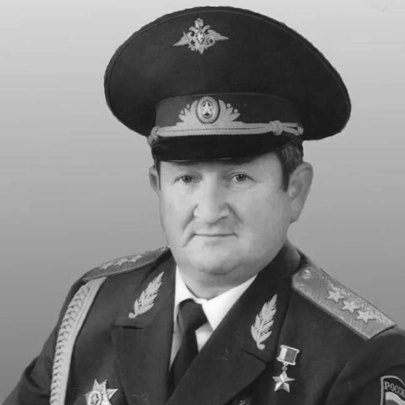 Генерал-полковник г.н. трошев