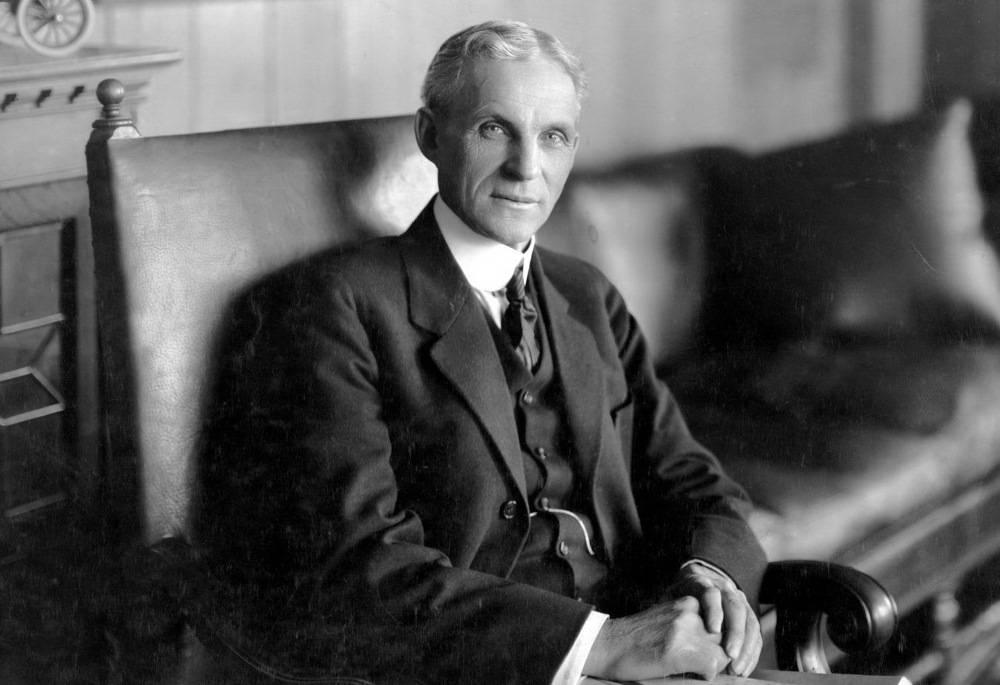 Генри форд (henry ford) — биография и история успеха основателя компании