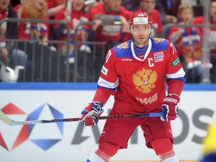 Илья ковальчук - биография хоккеиста - мир хоккея