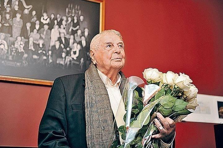 Юрий любимов: биография и личная жизнь | краткие биографии