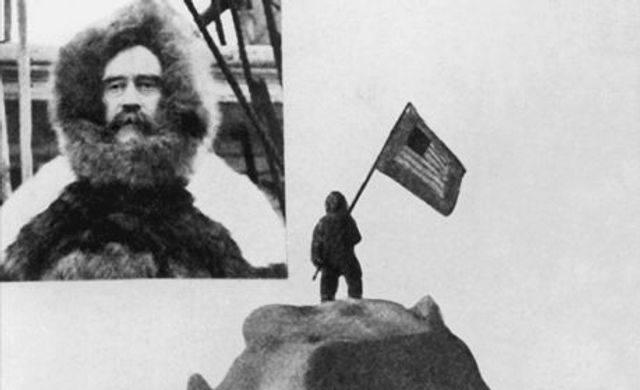 Что открыл роберт пири: скандал на северном полюсе