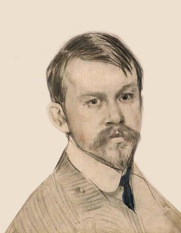 Как известный живописец борис кустодиев написал великолепный зимний пейзаж «на слух»