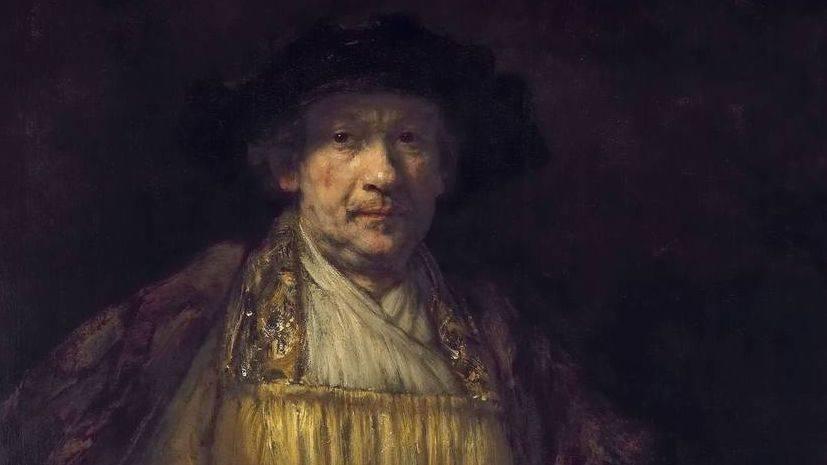 Рембрандт харменс ван рейн — художник с непростой жизнью: биография и лучшие картины мастера