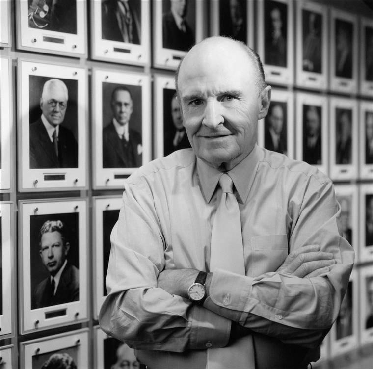 В память о джеке уэлче: восемь правил лидерства от гениального бизнесмена   mc.today