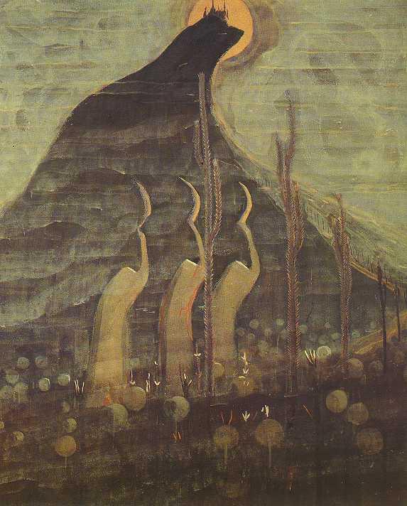 Чюрлёнис. симфония жизни и смерти