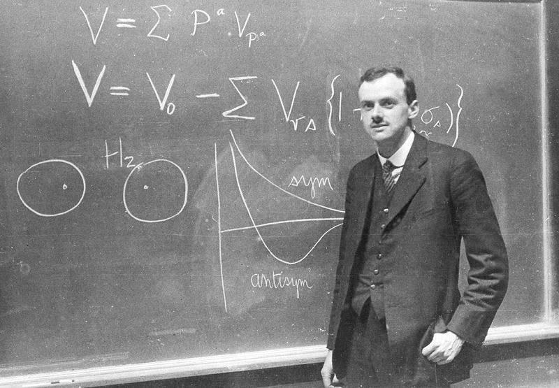 Выводы дирака. уравнение дирака. квантовая теория поля