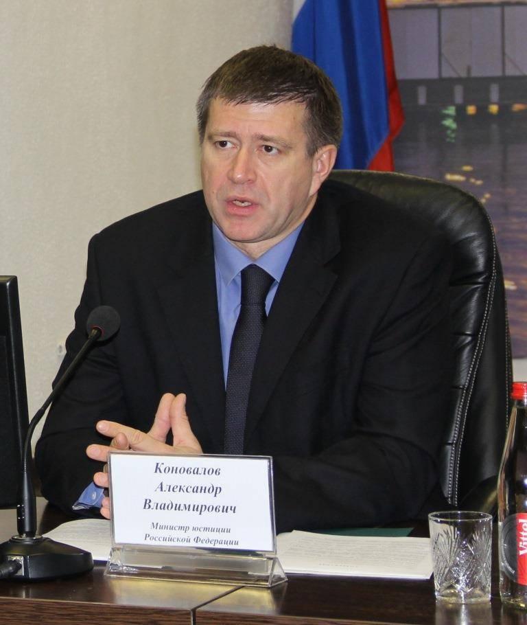 Коновалов, александр иванович (политик) — википедия. что такое коновалов, александр иванович (политик)