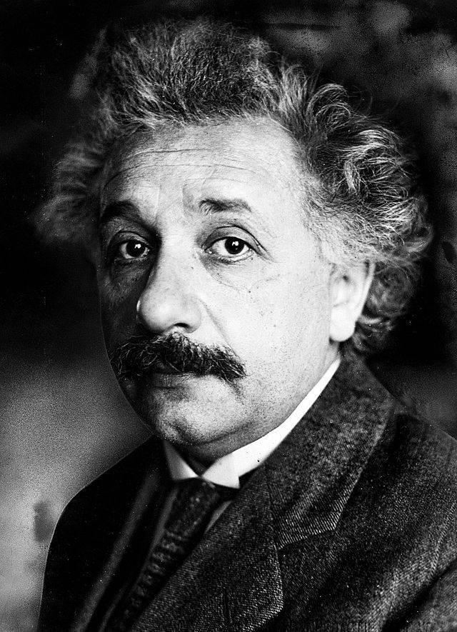 Альберт эйнштейн - биография