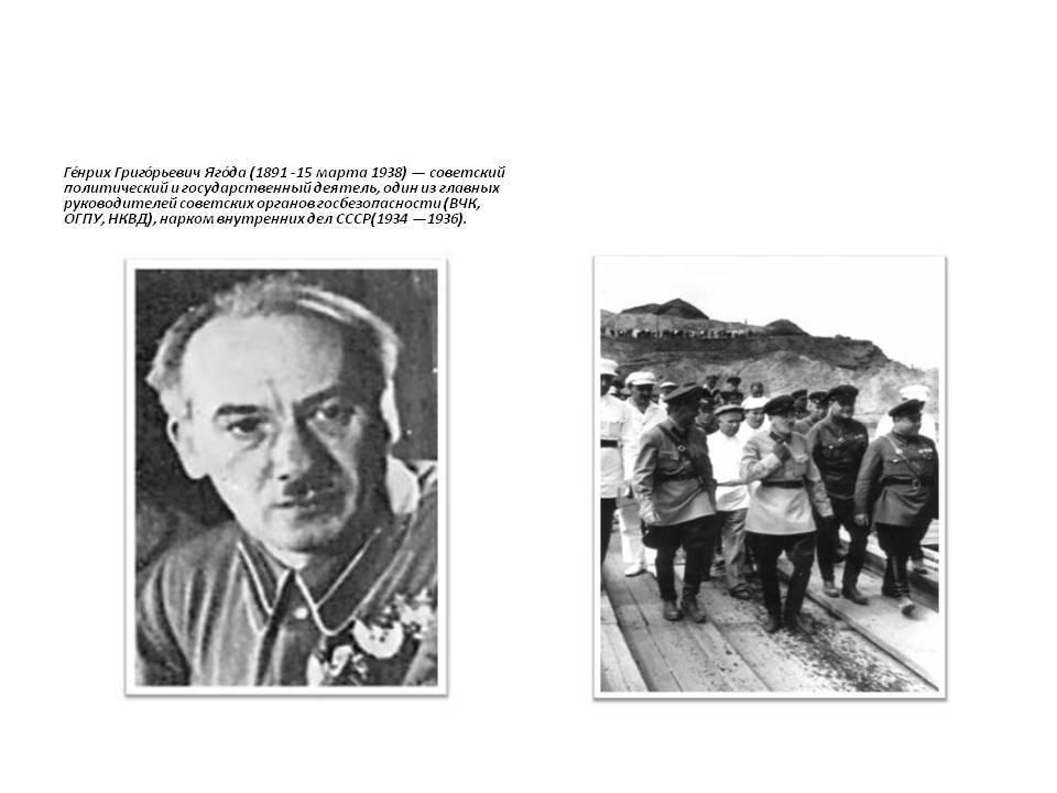 Генрих григорьевич ягода - биография и семья