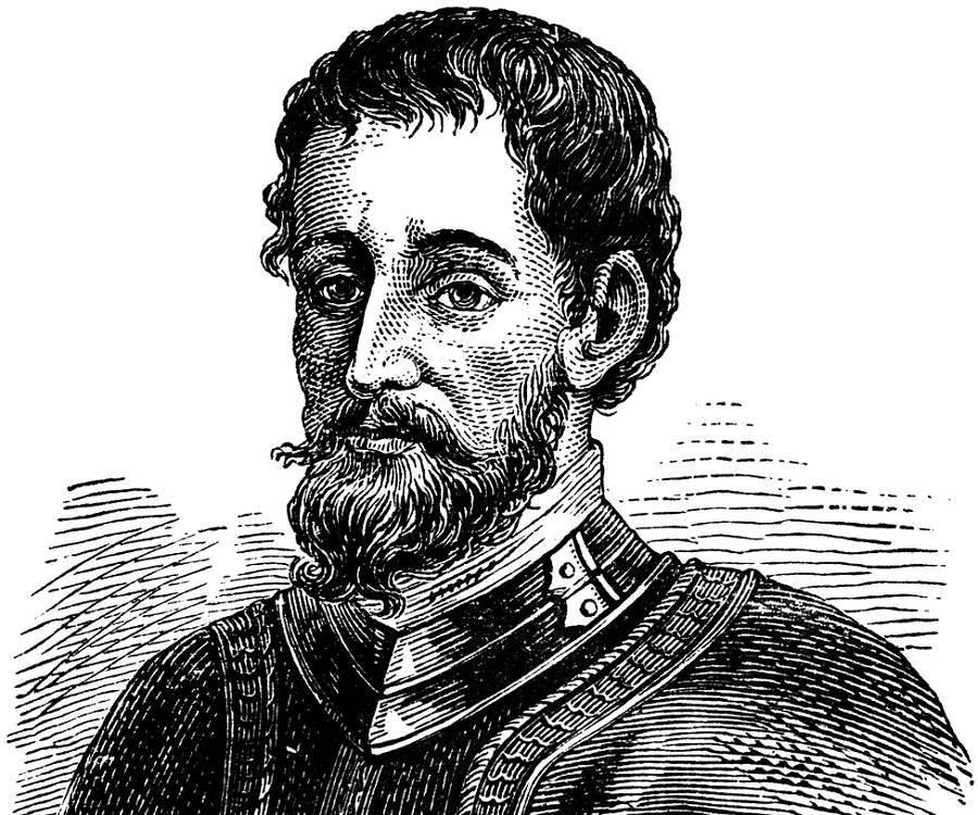 Биография Эрнандо де Сото