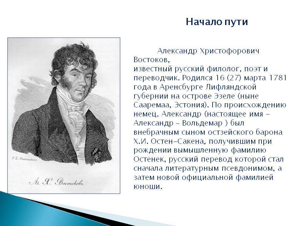 Wikizero - востоков, александр христофорович