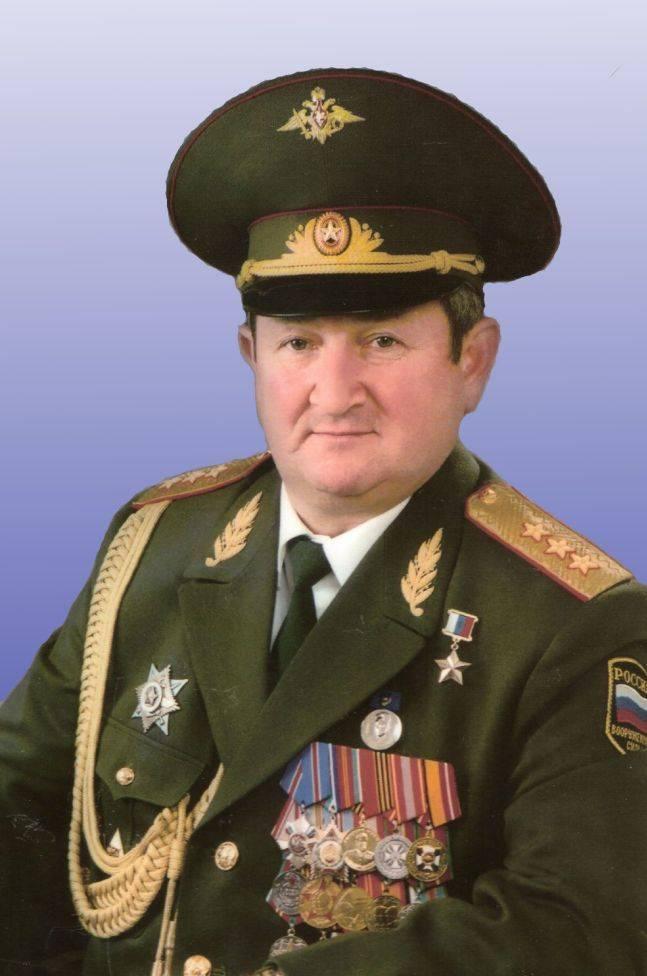 Трошев, геннадий николаевич - вики