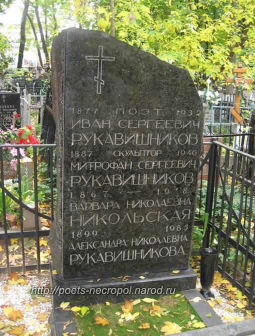 Рукавишников, иван сергеевич википедия