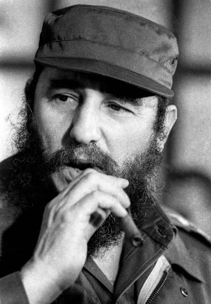 Фидель кастро: судьба пламенного революционера