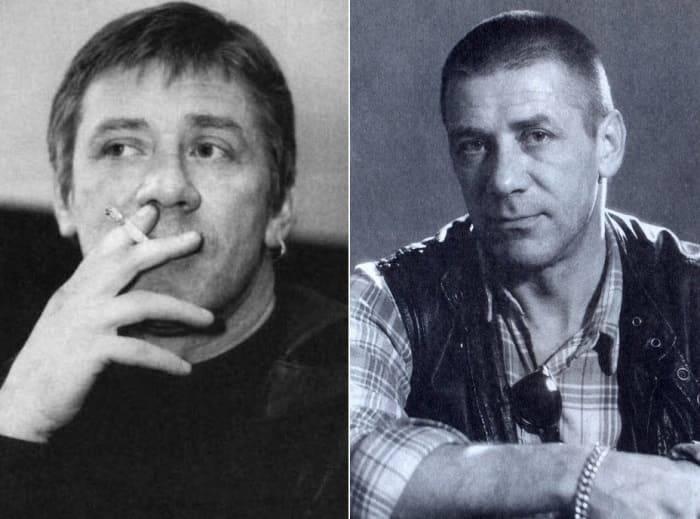 Биография Андрея Краско
