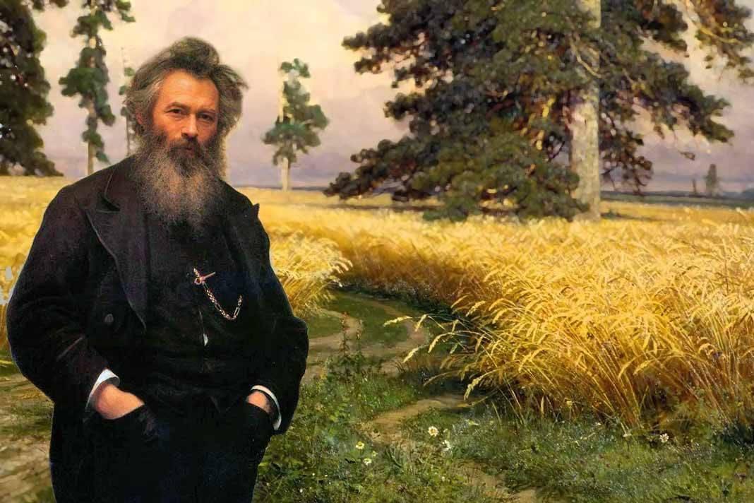 Иван шишкин – биография, фото, личная жизнь, картины, смерть - 24сми